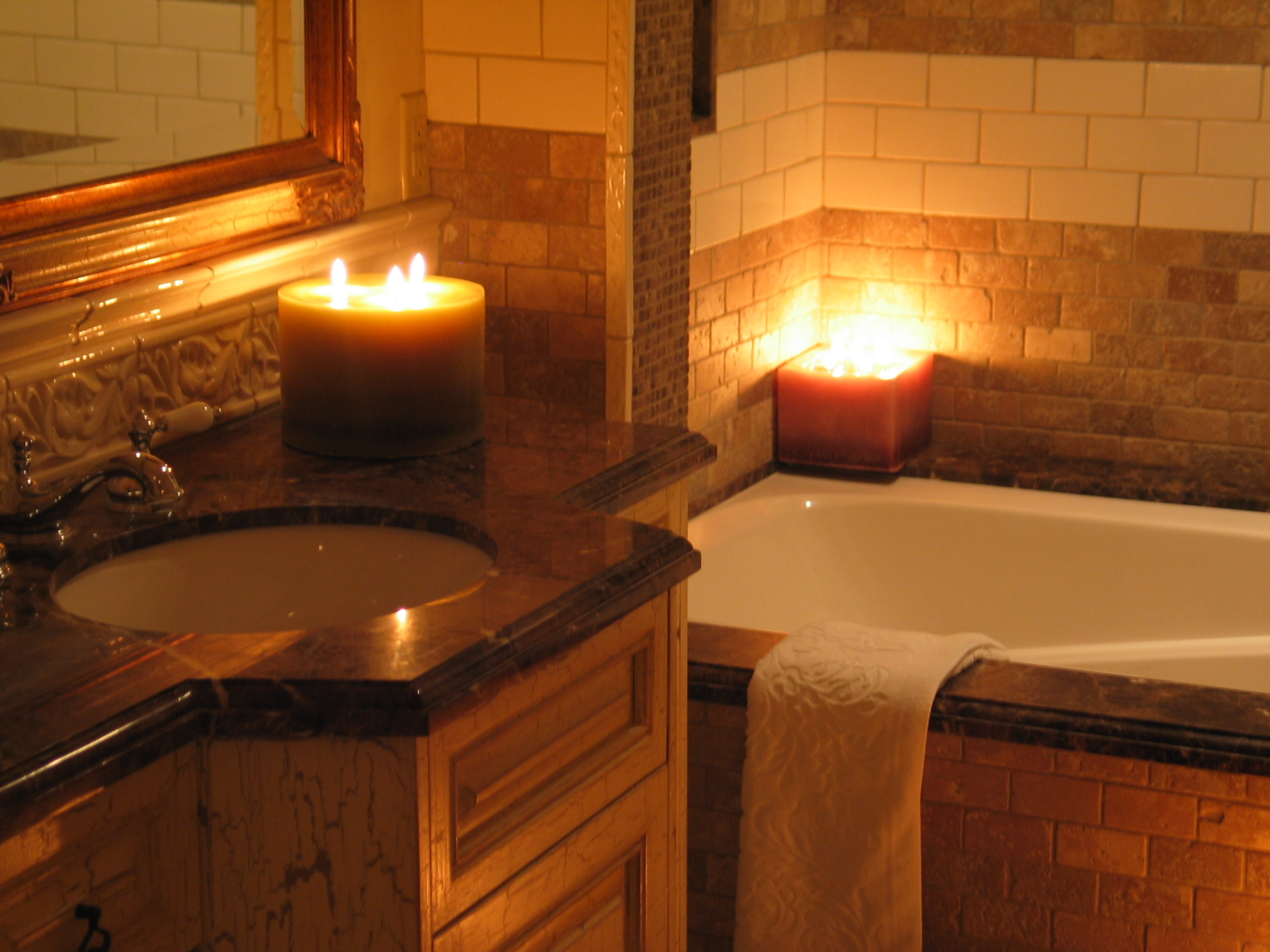 6 Ways To Turn Your Bathroom Into A Personal Spa | Brolsma