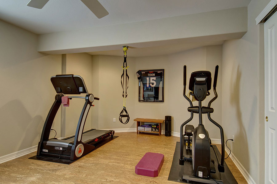 Basement-Workout-Gym